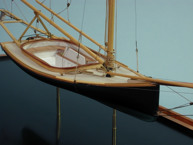 Sandbagger, Annie – Model Ships & Boats by