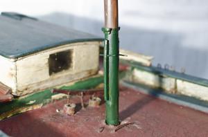 Main Mast, Repair Complete, 12x8