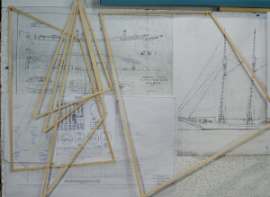 Sail Templates, 5x3